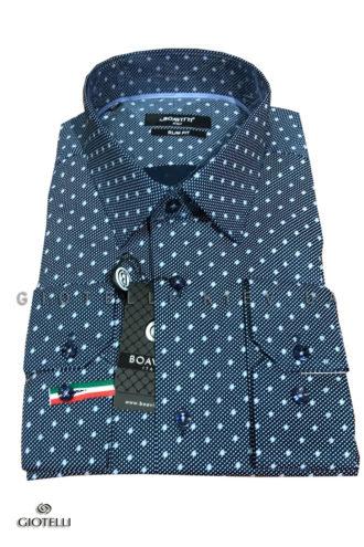 Мужские сорочки Giotelli
