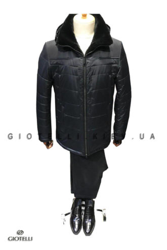 пуховик мужской Giotelli