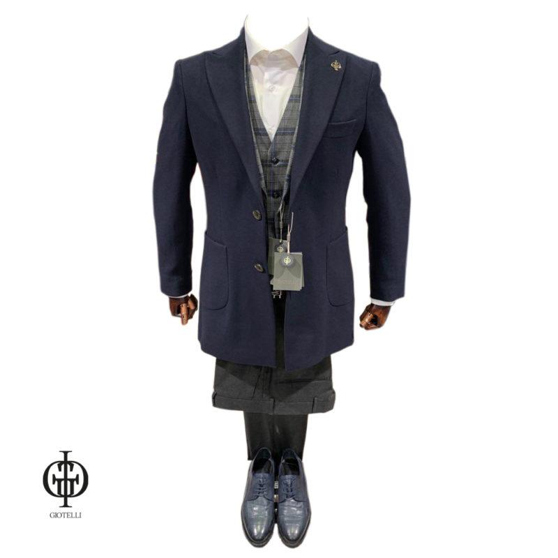 Мужское пальто GIOTELLI